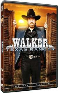 BARNES & NOBLE  Walker, Texas Ranger   Season 4 by Paramount, Chuck