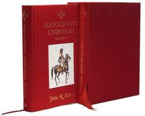 BARNES & NOBLE  Napoleonic Uniforms by John R. Elting, Casemate