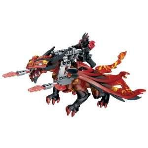 Mega Bloks Dragon Blaze Jinryu Toys & Games