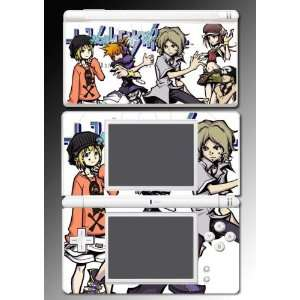 World Ends With You TWEWY game Vinyl Decal Cover Skin Protector 2 for