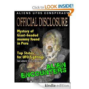 Official Disclosure Magazine GAF News  Kindle Store
