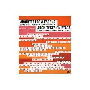 Architects on Stage: Stage and Exhibition Design in the 90