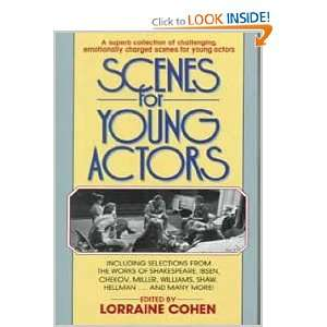 Scenes for Young Actors (9780380009978): Lorraine (edited