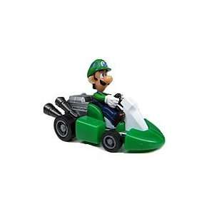 Super Mario Kart Figure Wave 2 Luigi Toys & Games