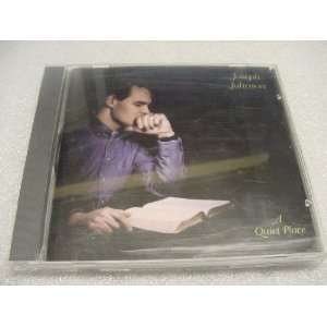 Audio Compact Disc CD Of Joseph Johnson A QUIET PLACE of
