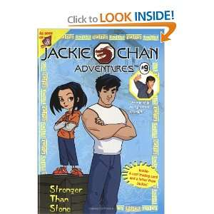 Than Stone (Jackie Chan Adventures) (9780448426723): R.S. Ashby: Books