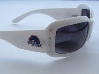 Boise State Broncos Womens Fashion Sunglasses BSU 4 WH