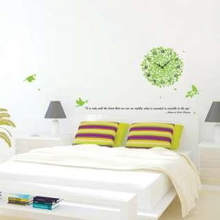 Break Time Adhesive Art Wall STICKER Removable Decal