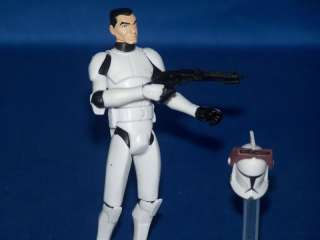 STAR WARS CLONE TROOPER DROIDBAIT LOOSE