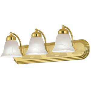 Bathroom Vanity Bar Bath Ceiling Flush Mount Light Set