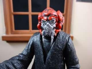 Star Wars Custom DARTH BRACATUS legacy plo koon vintage action figure