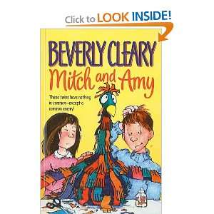 Mitch and Amy (9780812427400) Beverly Cleary, Alan Tiegreen Books