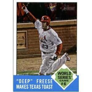 . Louis Cardinals (World Series Highlights)(ENCASED MLB Trading Card