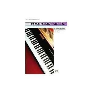 Alfred Publishing 00 5233 Yamaha Band Student, Book 3