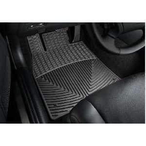 LS Black WeatherTech Floor Mat (Full Set) [Rear Wheel Drive; L Model