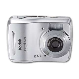 Kodak EASYSHARE C1505 Digital Camera (Silver) 1806736 041778000243