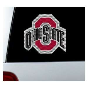 Ohio State Buckeyes Die Cut Window Film   Large Catalog