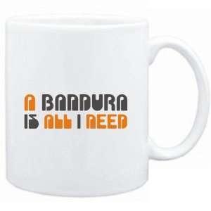 Mug White  A Bandura is all I need  Instruments: Sports