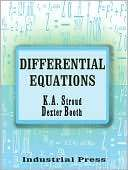Differential Equations K. A. Stroud
