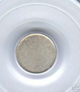 1853 73 Half Dime Blank Planchet PCGS AU 58 Unique?!