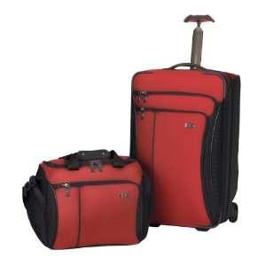 Basic Werks Traveler(TM) 3.0 2 Piece Luggage Set
