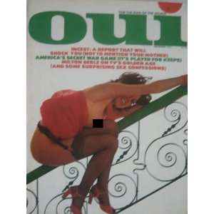 Oui Magazine December 1975: Hugh Hefner: Books