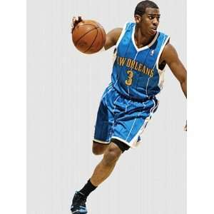 Wallpaper Fathead Fathead NBA Players & Logos Chris Paul New Orleans