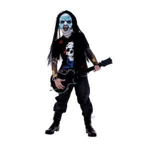 All Occasions Pm710182 Zombie Icons Zombie Rocker 4 6 Toys & Games