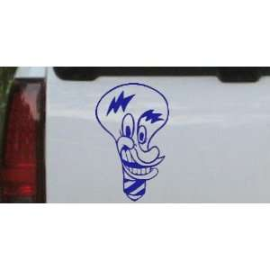Electrician Light Bulb Business Car Window Wall Laptop Decal Sticker