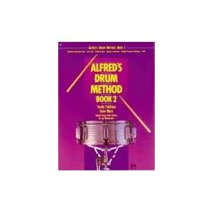 Alfred Publishing 00 238 Alfreds Drum Method, Book 2