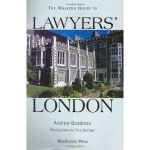 Lawyers London (9781841741529): Andrew Goodman, Clive Berridge: Books