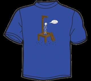 HANGMAN WORD GAME T Shirt MENS funny vintage threadless