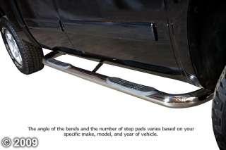 Running Board Nerf Stainless Steel Toyota RAV4 2006 2011, PN# PLW40060