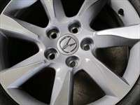 2012 Acura TL Factory 17 Wheels Tires OEM Rims Odyssey
