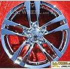 Set of 4 18 Infiniti G37 Coupe Chrome Factory OEM Wheels Rims