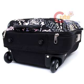 Sanrio Hello Kitty 20in Luggage Hard Case Trolley 6