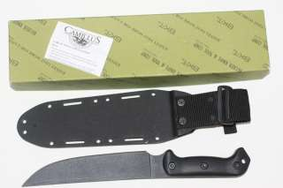 SCARCE ORIGINAL CAMILLUS BECKER BK5 BK&T MAGNUM CAMP KNIFE NOS