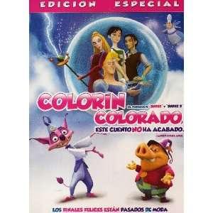 ESTE CUENTO NO HA ACABADO(HAPPILY N´EVER AFTER): Movies & TV