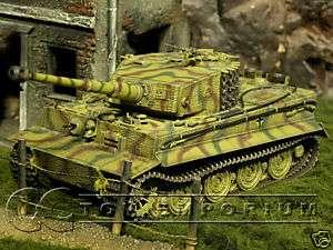Dragon Armor 1:35   Deluxe WWII German Tiger 1 Tank