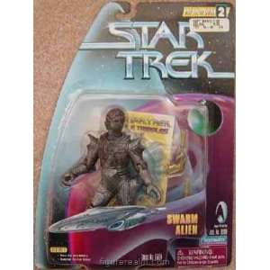 Swarm Alien from Star Trek   Warp Factor Series 2 Action