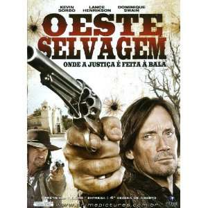 Prairie Fever Poster Brazilian 27x40 Kevin Sorbo Lance Henriksen