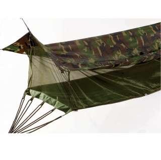 Military Jungle Hammock, Shelter, Mosquito Netting 613902236509