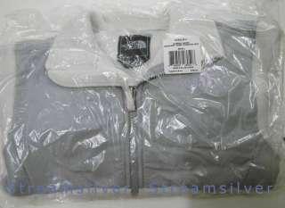 New NWT Girls North Face Denali Fleece Jacket Ivory Size S $99