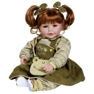 Adora 20 inches Baby Doll Froggy Fun Red Hair Blue Eyes