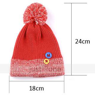 Baby Toddler Kids Child Boys Girls Unisex Sweet Warm Winter Knit