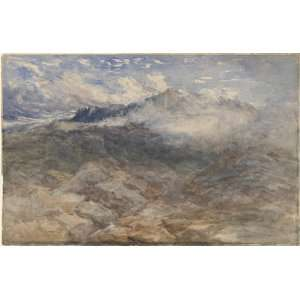Hand Made Oil Reproduction   David Cox   32 x 20 inches
