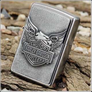 Zippo Harley davidson iron eagle  20230