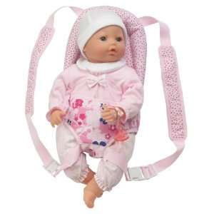 Corolle Les Classiques Nursery Baby Sling Toys & Games
