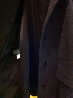 RALPH LAUREN Charcoal Gray WOOL Winter Coat Womens Size 6