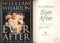 FATHERS STORY WILLIAM WHARTON SIGNED 1ST/1ST  VERY GOOD CONDITION